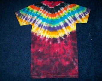 Tyed dyed tshirt