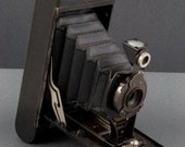 Vintage Folding Autographic Brownie