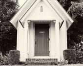 Town Chapel - 5x7 - Cullman, Alabama - Fine Art Photography - Stacie Carter
