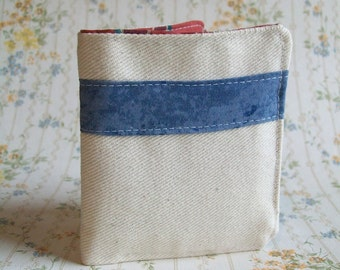 Clean Country Bifold Wallet -- SALE