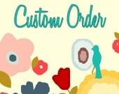 Custom Listing for Mints