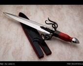 The Kraken Custom Knife, Dagger