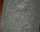 Lap Blanket/Baby Afghan