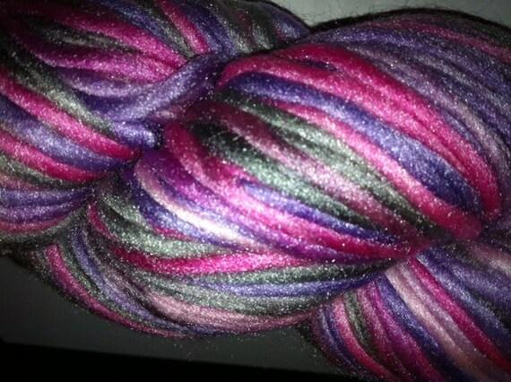 Handspun Yarn-Leftover 100 grams