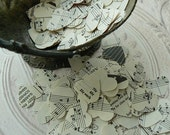 100 Vintage Sheet Music Hearts