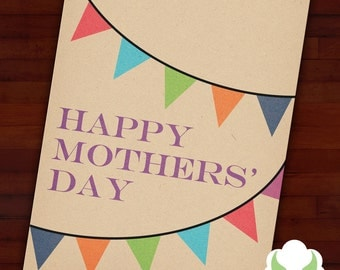 Greeting card: Happy Mothers' Day to Best Moms Ever — LGBT