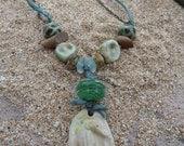Beach Seahorse Necklace