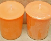12 Pack Unscented Soy Votives 2 oz