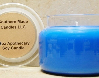 12 oz Apothecary Jar Pure Soy Wax Candle