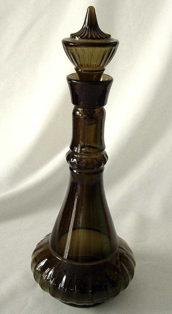 Jim Beam Genie Decanter I Dream of Jeannie Bottle Vintage