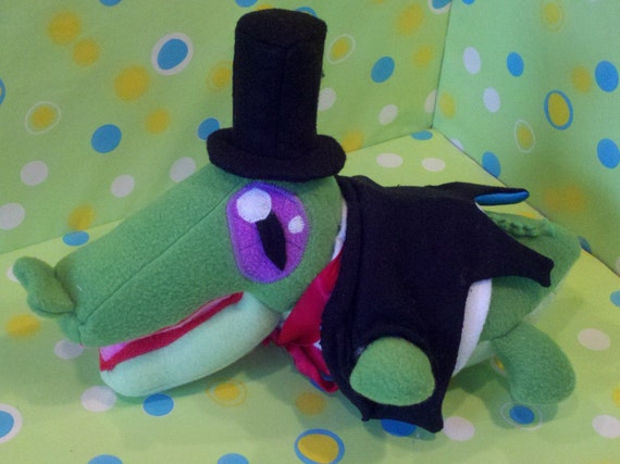 Gentleman Gummy with Removable Suit