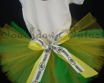 Green Bay Tutu outfit or pick your team