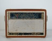 vintage astor transistor radio