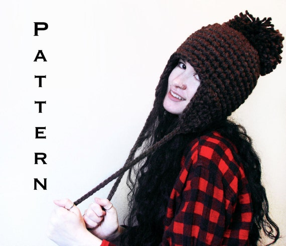 Free Crochet Pattern For Lumberjack Hat Pakbit For