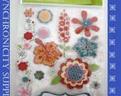 Making Memories Design Shop Earth Laughs in Flowers Embellishments
