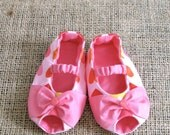 Bowie Baby Shoes - PDF Pattern - Newborn to 18 months.