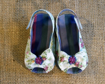 Skylar Shoes - PDF Pattern - Newborn to 18 months.