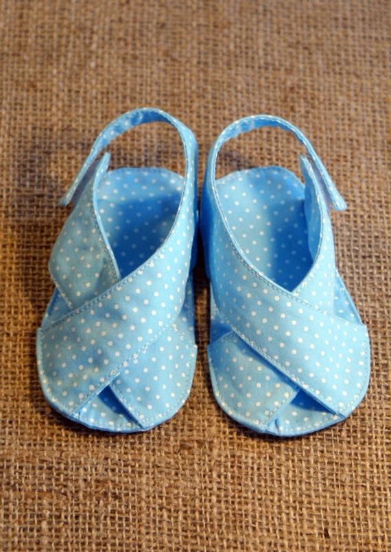 Mimi Baby Shoes Pdf Pattern Newborn To 18 Months