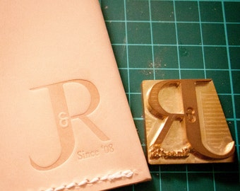 Custom Leather Stamp for Embossing / Stamping Leather