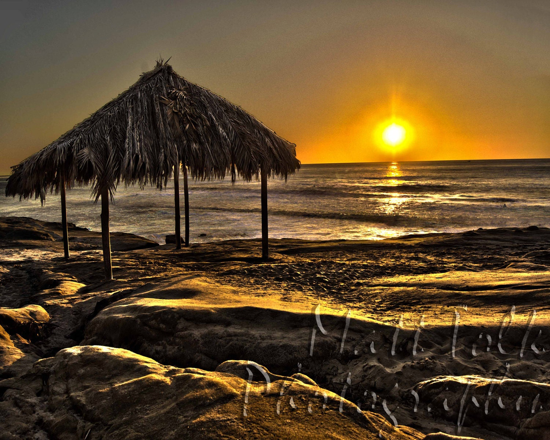 sunset beach san - photo #30