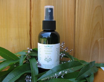 Lemon Verbena Face & Body Spray