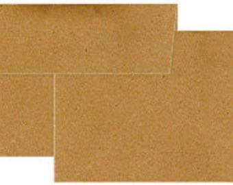 SALE Hero Arts Kraft Notecards with envelopes (8)
