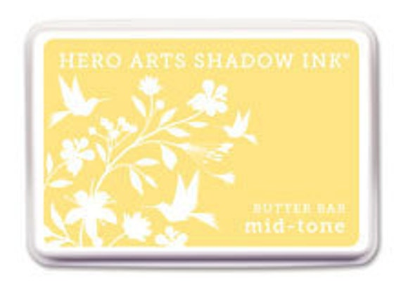 Hero Arts Butter Bar Mid-tone Shadow Ink A207