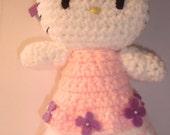 Pattern - Kitty Ballet Dancer
