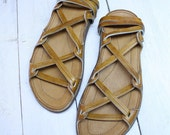 leather sandal (Hera/ Ivy)