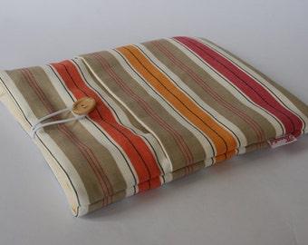 iPad Case - Stripey Pattern