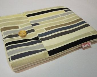 iPad Case - Blue Multistripe