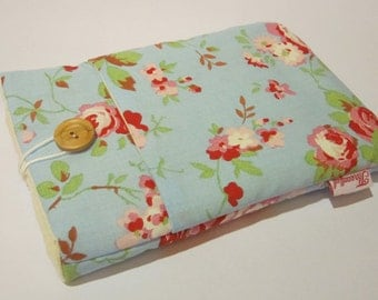 eReader Kindle Case - Blue Floral