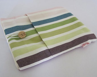 iPad Case - Rainbow Stripes