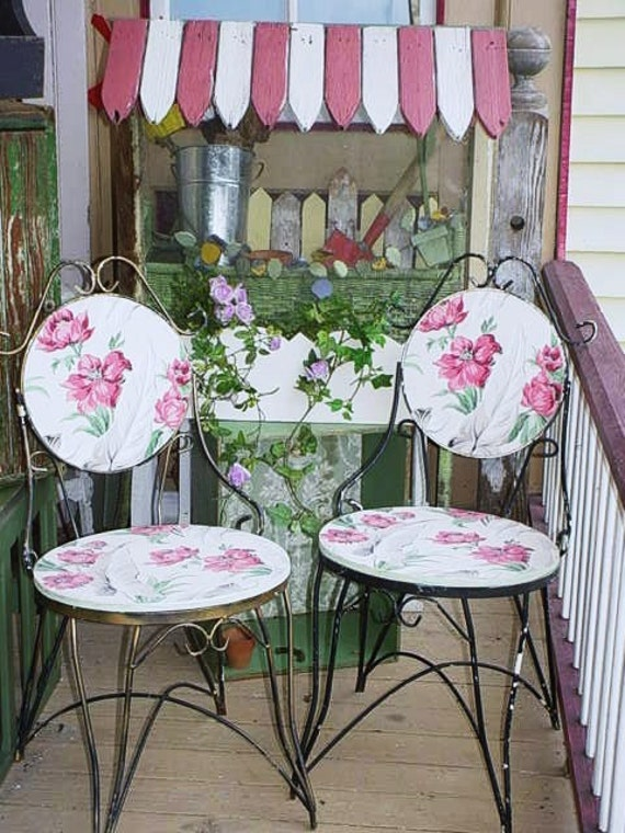 items similar to reserved vintage iron ice cream parlor
