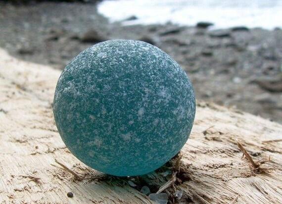 BLUE Sea Glass Boulder 501-B-1