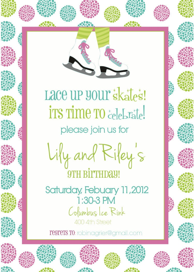 Customizable Party Invitations with best invitations ideas