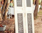 12 x 24 Wedding Chalkboard Vinyl Sheet for Weddings Seating Chart Menu Board Wedding Sign Shopping List  Kitchen Organization Storage Notes - CharlieChalkDesigns