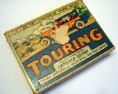 1926 Parker Brothers Touring Card Game