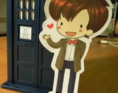 Doctor Who: Eleventh Doctor Sticker