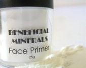 25g FACE PRIMER Mineral Makeup Natural Foundation Primer
