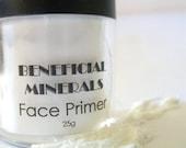 Mineral Foundation PRIMER Mineral Makeup - Pure & Natural Vegan Minerals