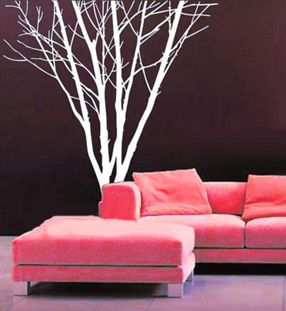 tree wall decals wall stickers wall murals wall art wall. Black Bedroom Furniture Sets. Home Design Ideas