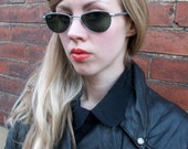 Vintage Ray-Ban Sidestreet Teacup Sunglasses