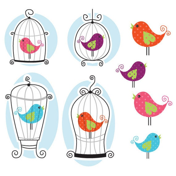 cat cage clipart - photo #27