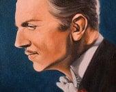 William Powell Original Painting
