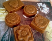 Body Care - Solid Lotion Bars - Triple Moisture Butter Bars - Five Bars - Free Shipping Domestic