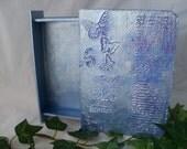 Treasured Book of Secrets with Secret Drawer