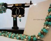 Vintage Marcy Feld Jewelry Set