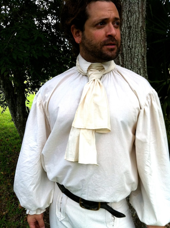 how to make a colonial cravat