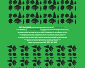 Cool Ketubah - 601 Tree(s) of Life